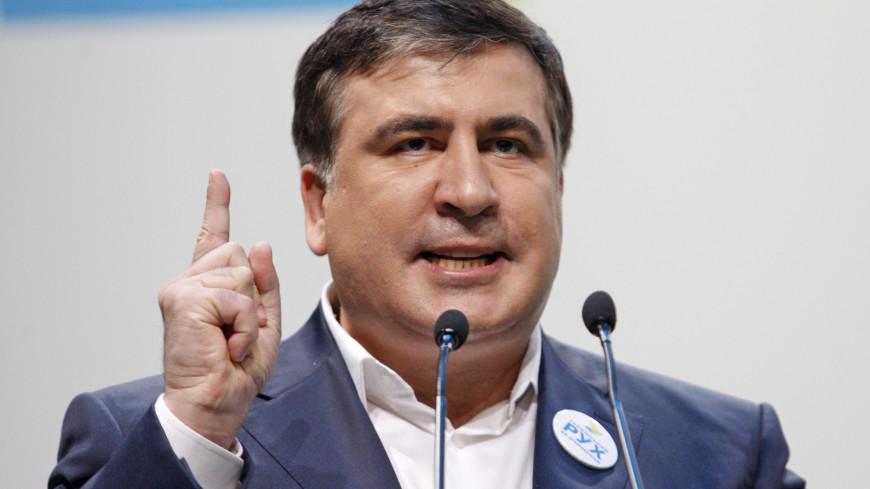 «Я выполнил обещание и вернулся в Грузию»: Саакашвили устроил переполох накануне выборов