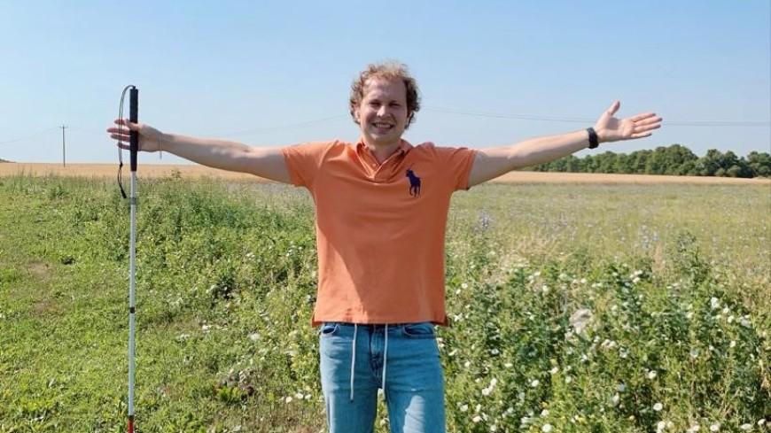 «Слепые вместе»: в Международный день белой трости на ВДНХ пройдет флэшмоб