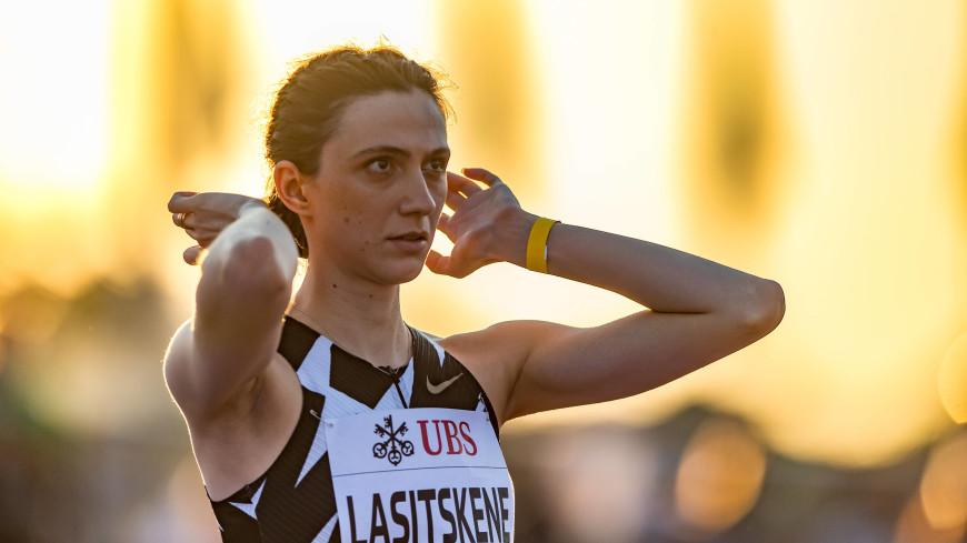 Ласицкене поборется за звание лучшей европейской легкоатлетки года