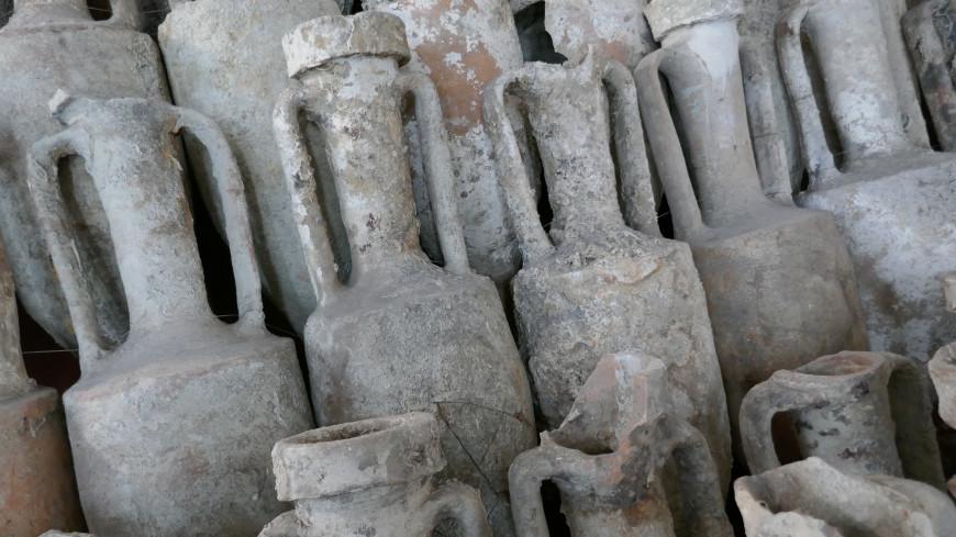 Огромный винный завод возрастом 1,5 тыс. лет обнаружили в Израиле