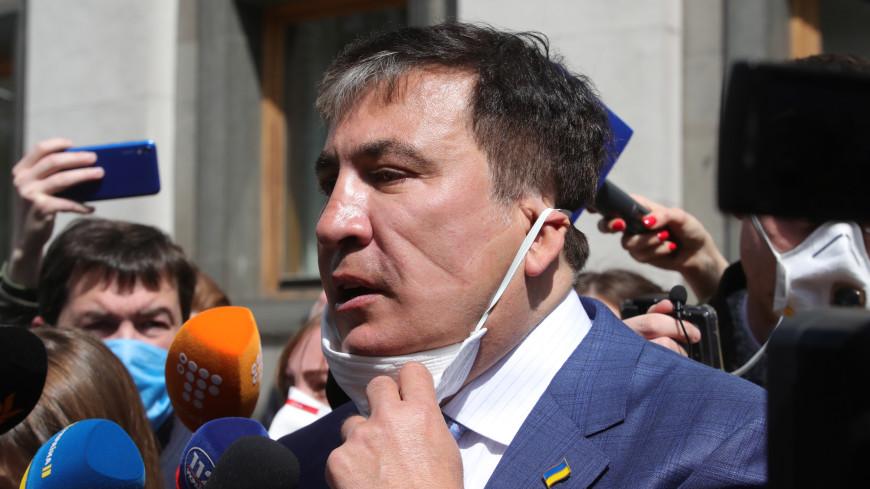 Для голодающего Саакашвили попросили выделить группу врачей