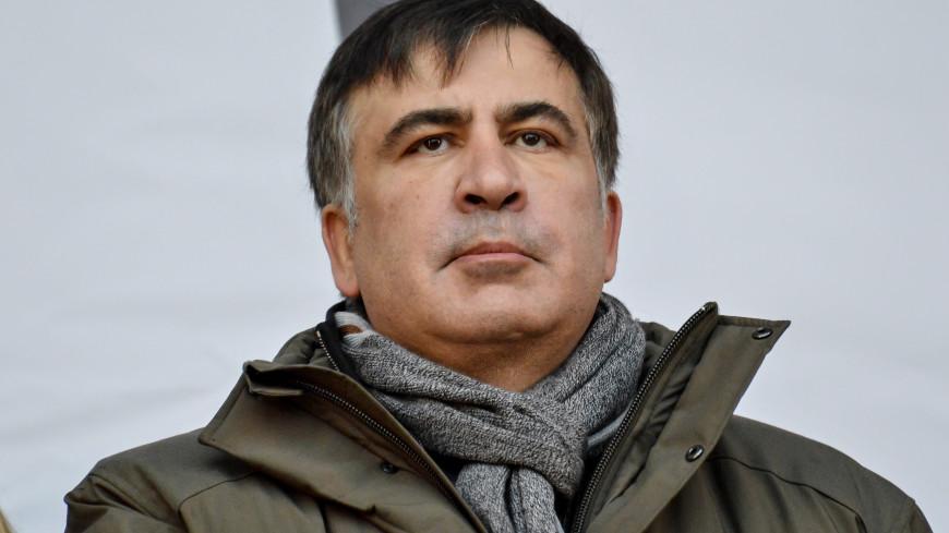 Саакашвили сообщил, что уже находится в Грузии