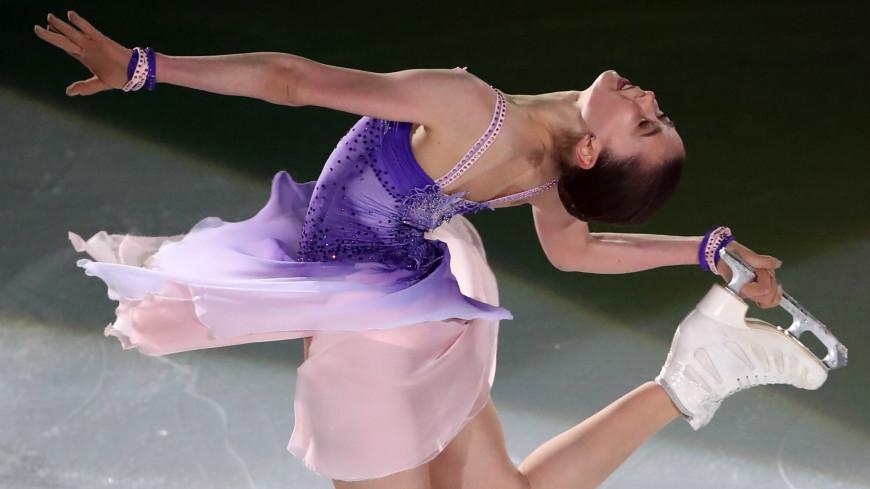 Фигуристка Валиева выиграла турнир в Финляндии и установила два мировых рекорда