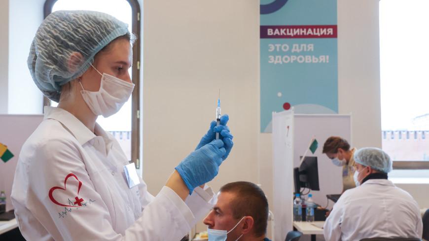 Собянин анонсировал запуск розыгрыша десяти квартир среди прошедших вакцинацию москвичей