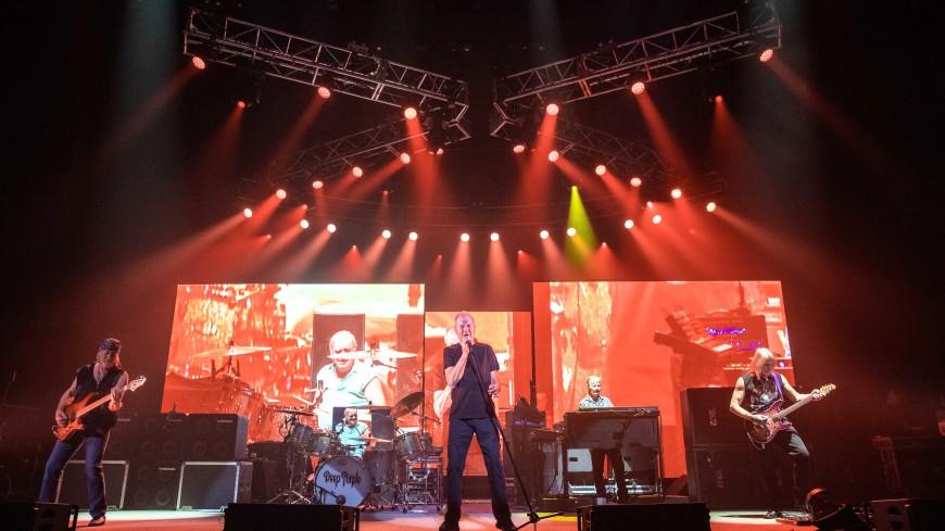 Deep Purple записала кавер на известную песню американской группы Love