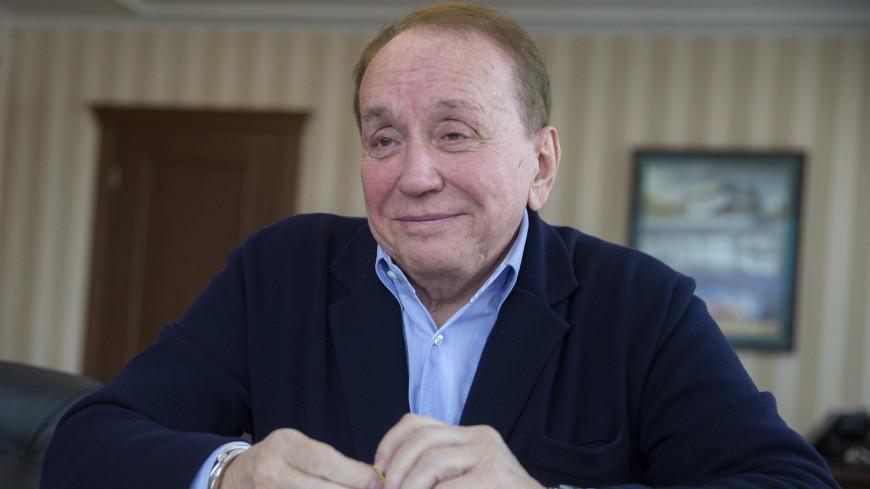 Телеведущий Масляков стал полным кавалером ордена «За заслуги перед Отечеством»