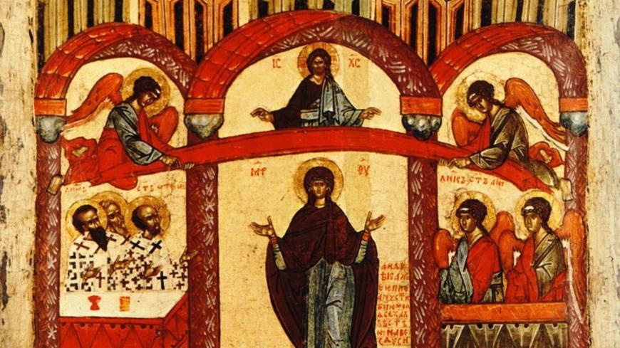 Православные отмечают двунадесятый праздник – Покров Пресвятой Богородицы