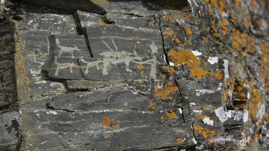 Археологи составили карту самых северных петроглифов Азии
