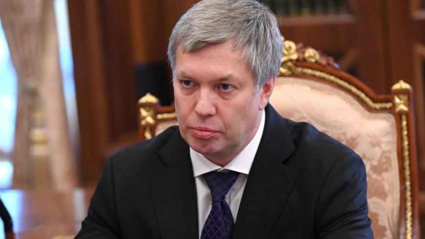 Алексей Русских вступил в должность губернатора Ульяновской области