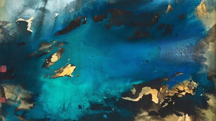 В Гонконге на аукционе за $27,5 млн продали картину самого дорогого художника Азии