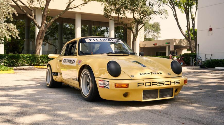 Принадлежавший наркобарону Эскобару Porsche уйдет с молотка в США