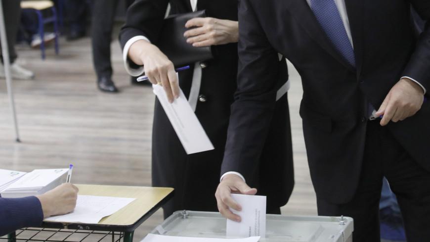 ЦИК: К полудню явка на местных выборах в Грузии составила почти 18%