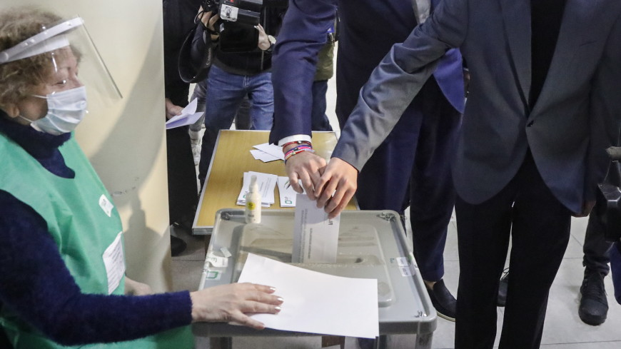 ЦИК: Явка на местных выборах в Грузии после закрытия участков составила 51,92%