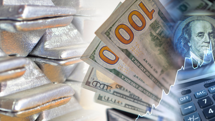 Стоимость алюминия в ходе биржевых торгов обновила 13-летний рекорд
