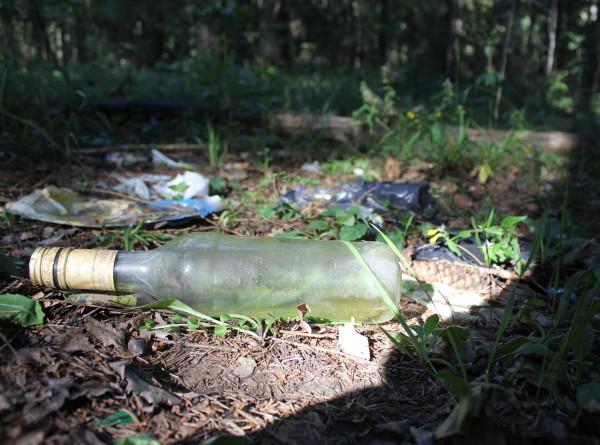 «Современный человек живет в пластиковом облаке»: насколько опасен мусор в лесу?