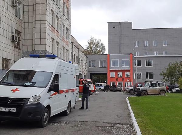 День траура: в Пермском крае скорбят по погибшим при стрельбе в университете