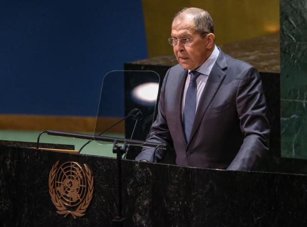 Против холодной войны: Лавров выступил на Генассамблее ООН