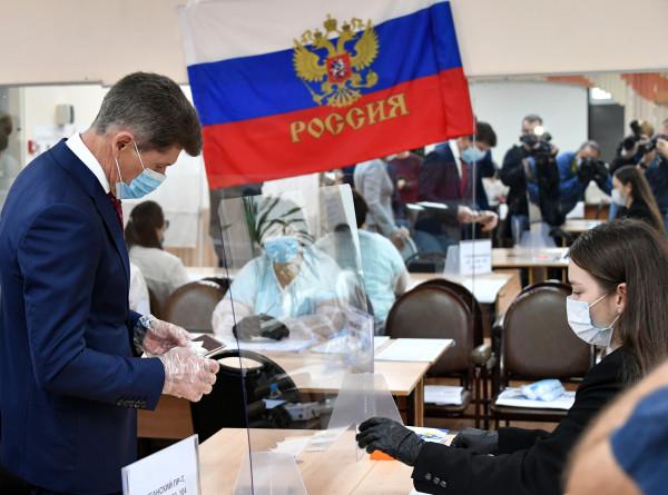 Выборы в Госдуму России: в Камчатском крае проголосовали более 12,5% избирателей