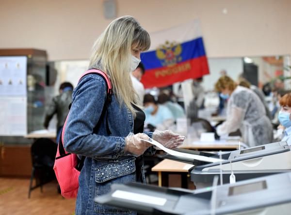 Выборы в России: ЦИК следит за ходом голосования в режиме прямой видеосвязи