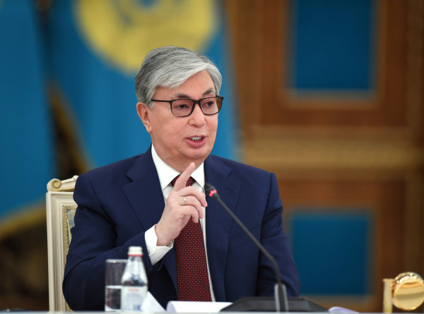Токаев призвал страны ОДКБ содействовать укреплению границы Таджикистана