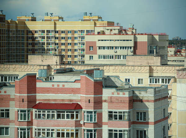 Золотые метры: в России дорожает жилье