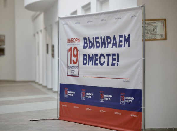 Минцифры: Более 10 % россиян успешно проголосовали на выборах онлайн