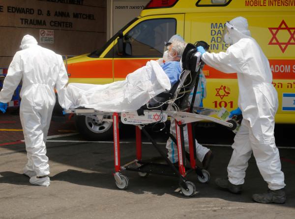 В клиниках Израиля не хватает аппаратуры для больных COVID-19