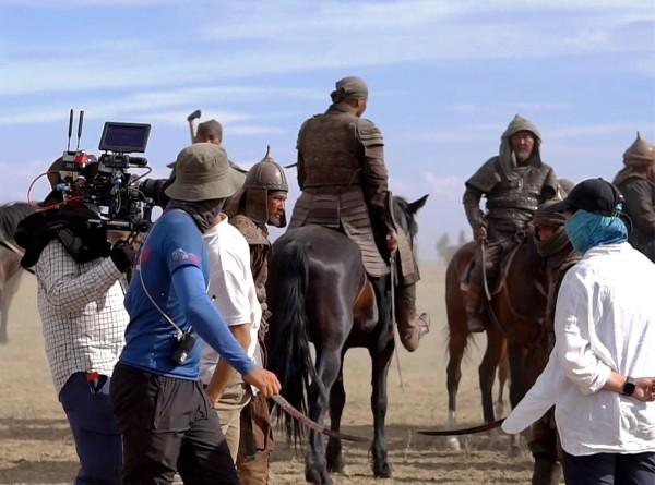 «Голливуд» у границ Китая: Казахфильму – 80 лет