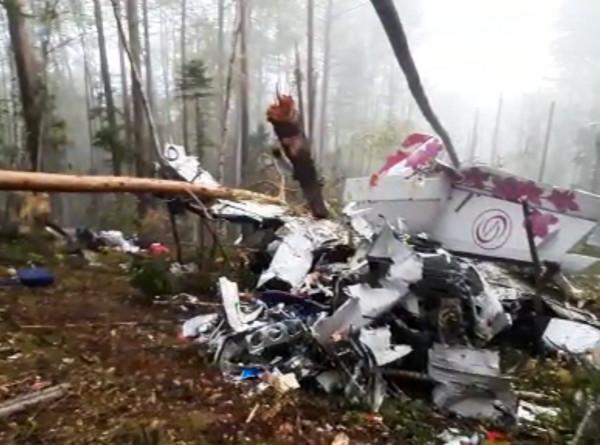 Режим ЧС введен в районе Иркутской области, где разбился самолет L-410