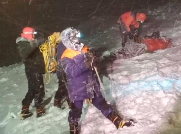 Трагедия на Эльбрусе: пять человек погибли при восхождении на гору