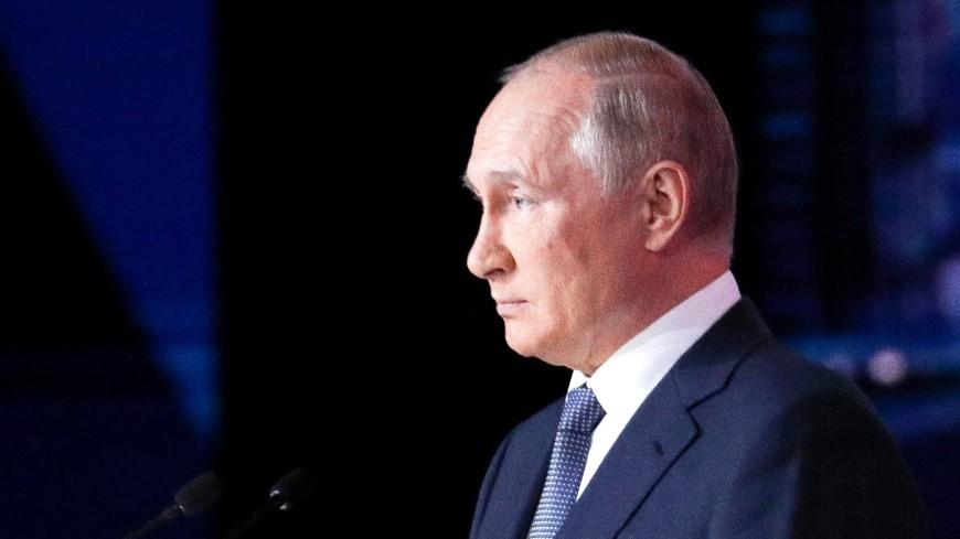 Путин оценил доклад американских спецслужб о происхождении COVID-19