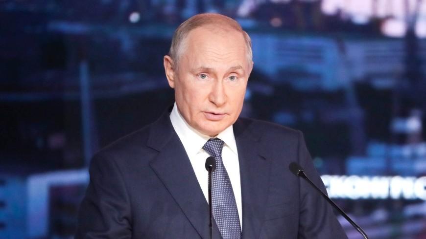 Путин об отношениях России и Украины: Ситуация является абсолютно ненормальной