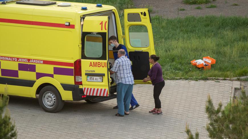 Число погибших в результате взрывов на военном складе в Казахстане выросло до 17