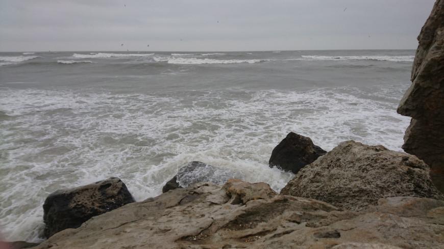 В Сочи объявили штормовое предупреждение из-за смерчей