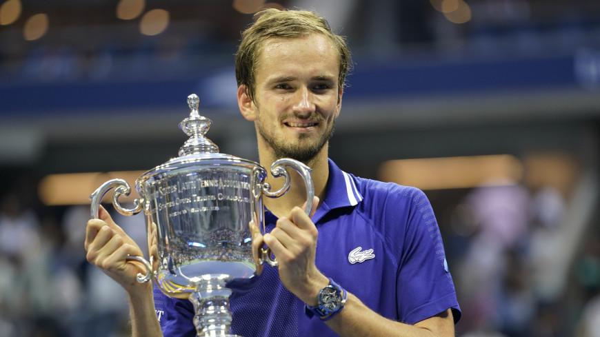 Покорил Америку: Даниил Медведев заставил плакать Новака Джоковича на US Open