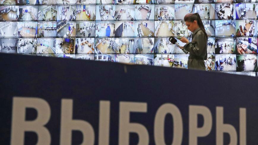 ЦИК: После обработки 30% протоколов «Единая Россия» набрала 45,09% на выборах в Госдуму