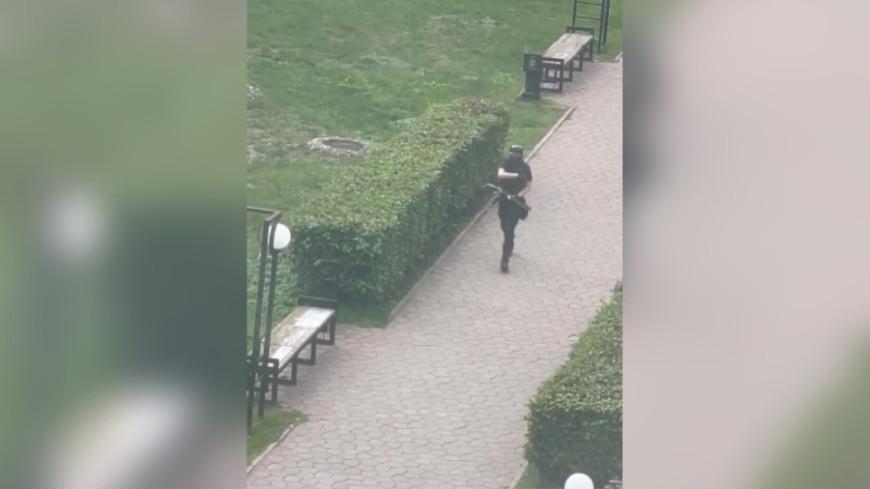 Открывший стрельбу в Пермском государственном университете задержан