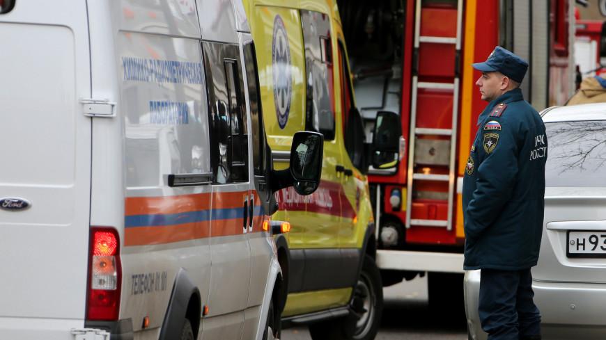 В Махачкале в частном доме произошел взрыв бытового газа
