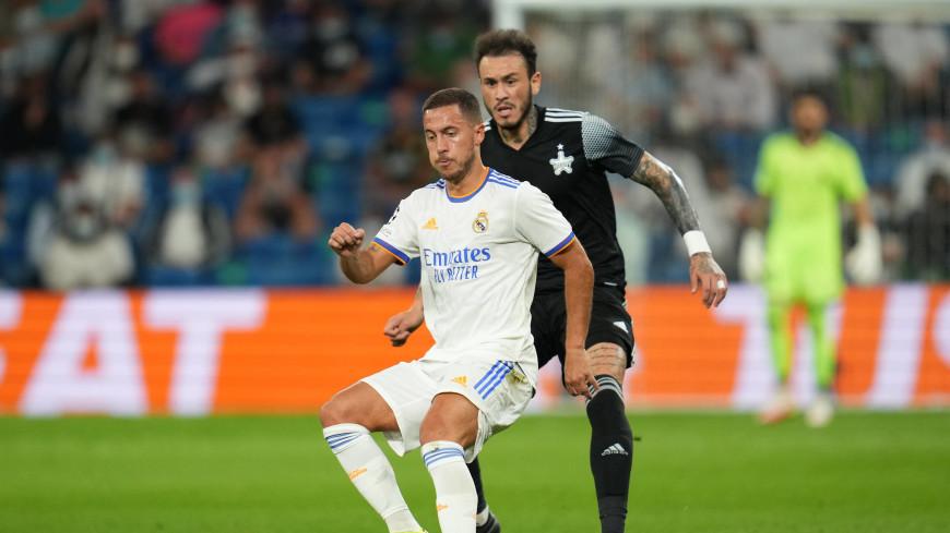 Молдавский «Шериф» одержал победу над испанским «Реалом»