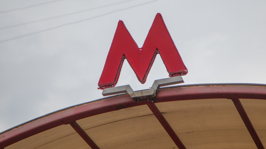 На «красной» ветке московского метро приостановили движение из-за задымления