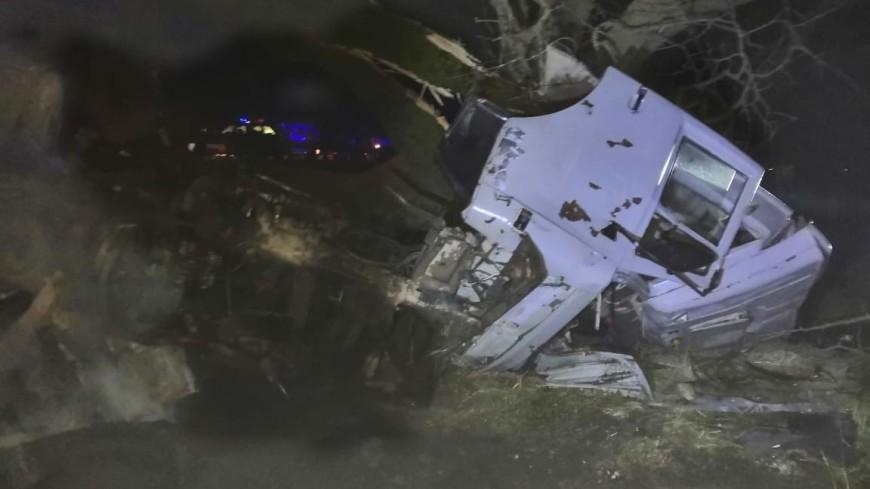 Смертельная авария: в ДТП под Дербентом погибли пять человек