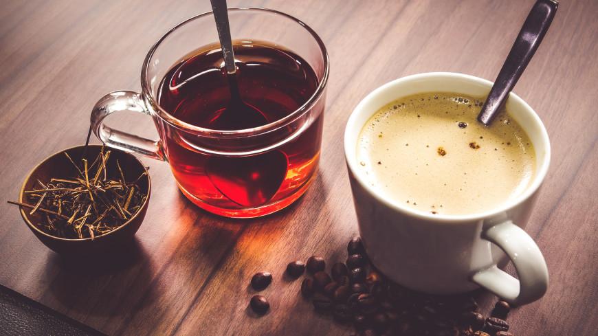 Чай или кофе: врач рассказала о вреде и пользе популярных напитков