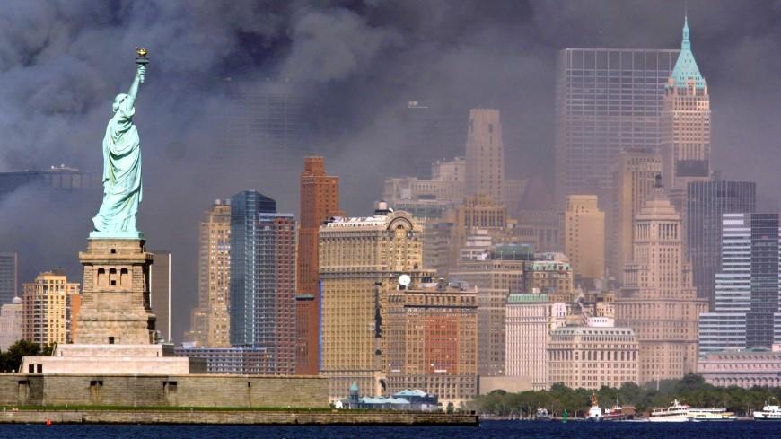 9/11: цифры, которые потрясли Америку ИНФОГРАФИКА