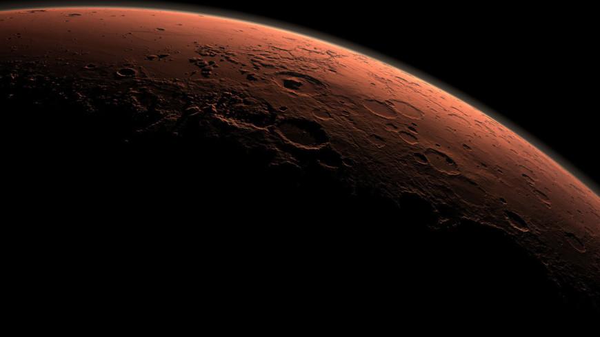 Геологи установили происхождение речных долин на Марсе