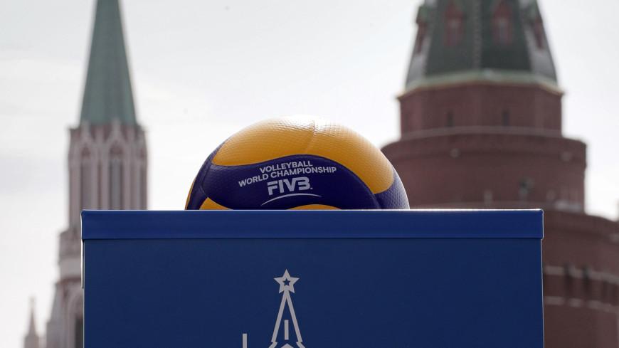Талисман чемпионата мира по волейболу в России получил имя