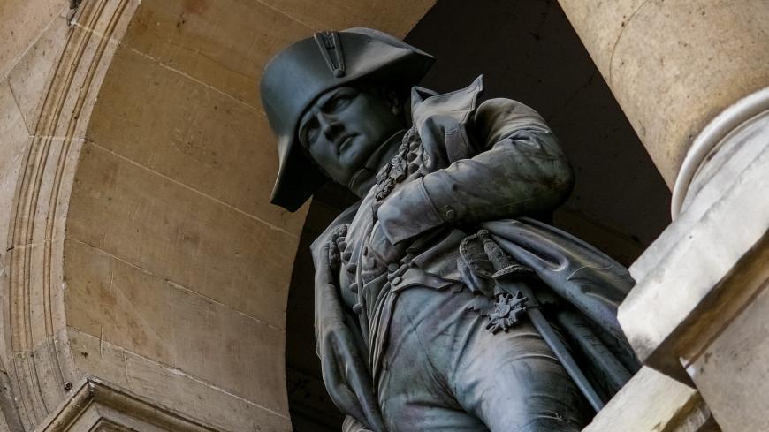 Шляпу Наполеона с его ДНК планируют продать с аукциона