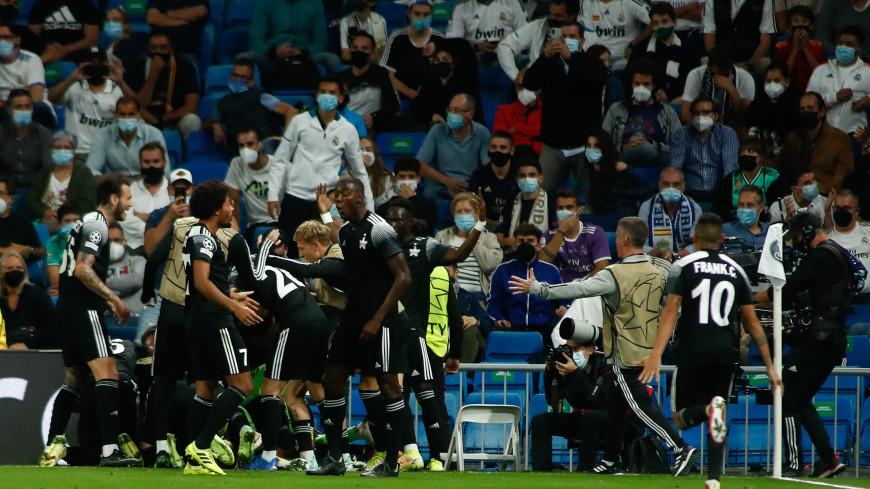 Фанаты молдавского «Шерифа» всю ночь праздновали победу команды над «Реалом» в ЛЧ