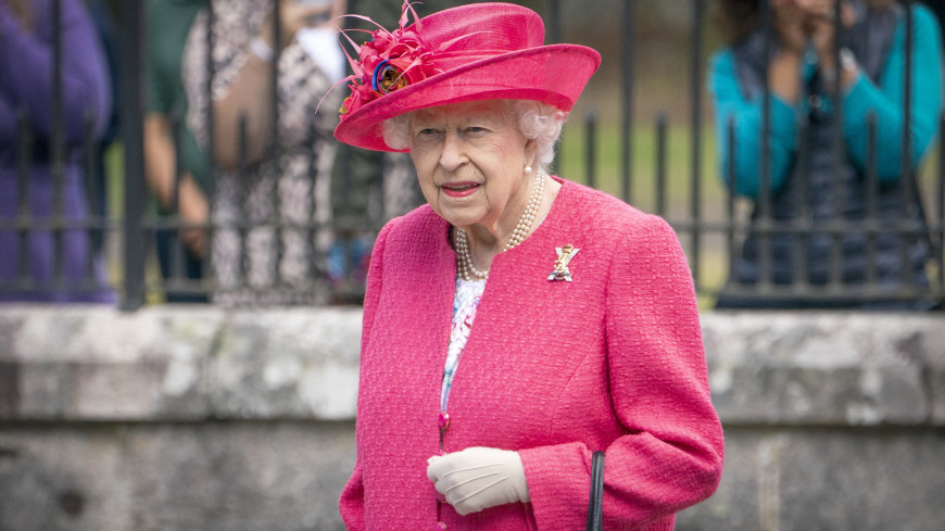 Визит королевы: Елизавета II открыла шестую сессию парламента Шотландии