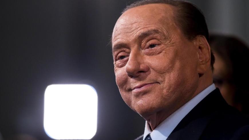 Берлускони назвал Путина единственным выдающимся мировым лидером