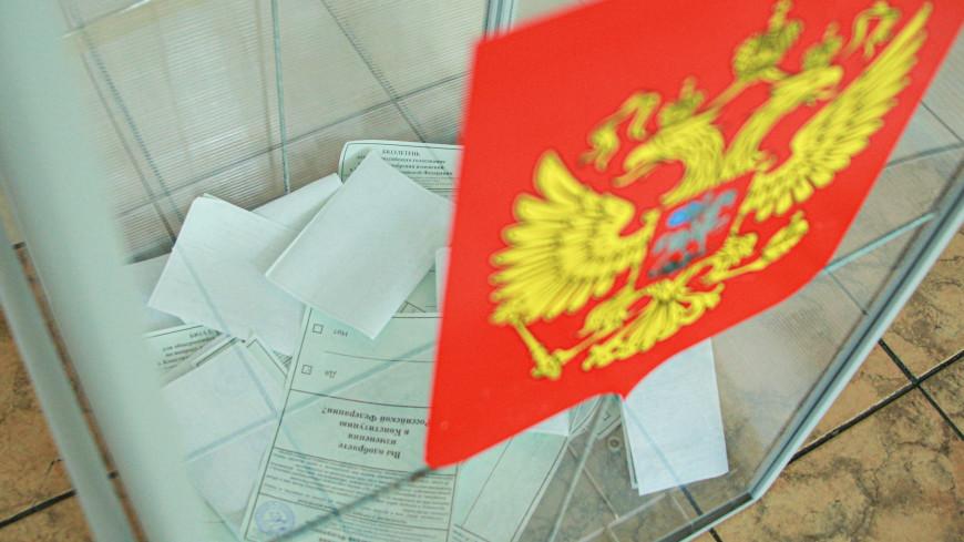 Памфилова: За рубежом на выборах в Госдуму досрочно проголосовали 2,4 тыс. человек